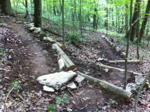 Dupree Cliff Trail (Ken Brooks)