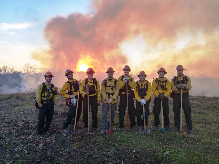 Kentucky Fire Strike Team (The Nature Conservancy)